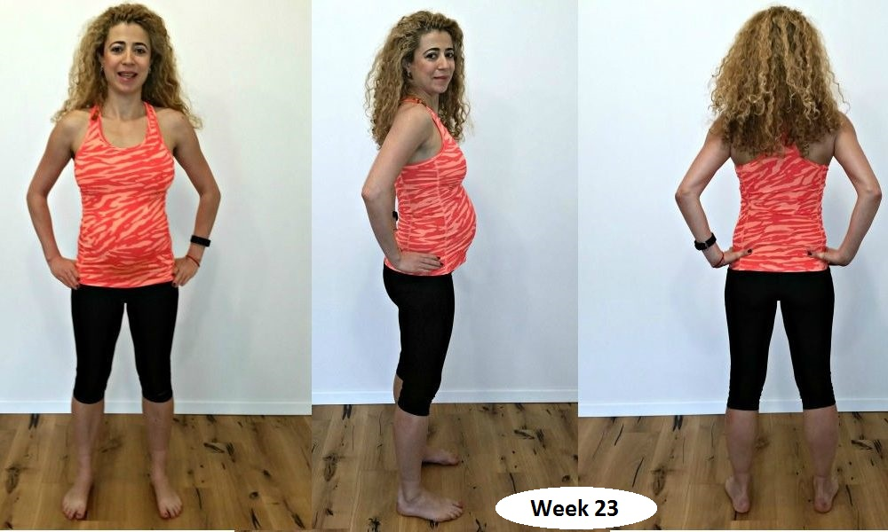 23 Weeks Pregnant | FitnessRum